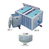 タカラ セルフクリーン SC-2型、SC-5型 殺菌灯15W付